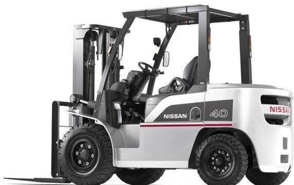 ремонт погрузчиков Nissan